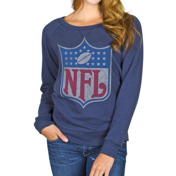 purchase cheap c03e2 9a514 Junk Food NFL Shield Women's Field Goal Fleece Sweatshirt ...