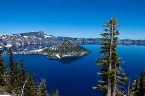Crater Lake - Bing Images