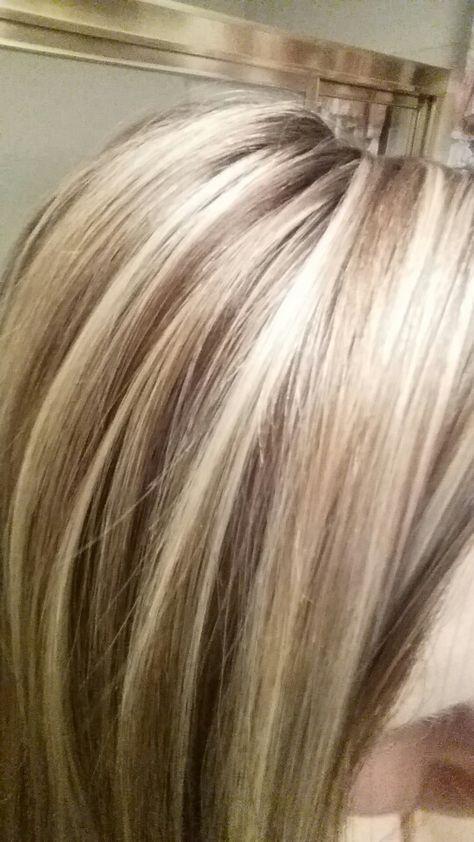 Ideas For Hair Highlights Blonde Tips Hair Styles In 2019
