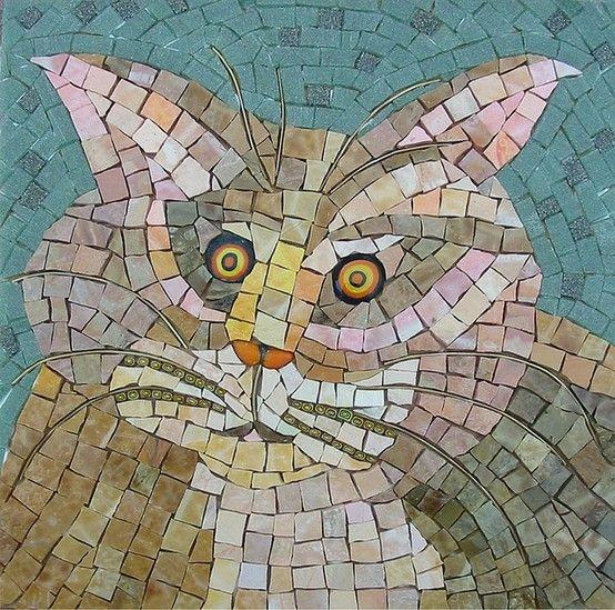 cat mosaics