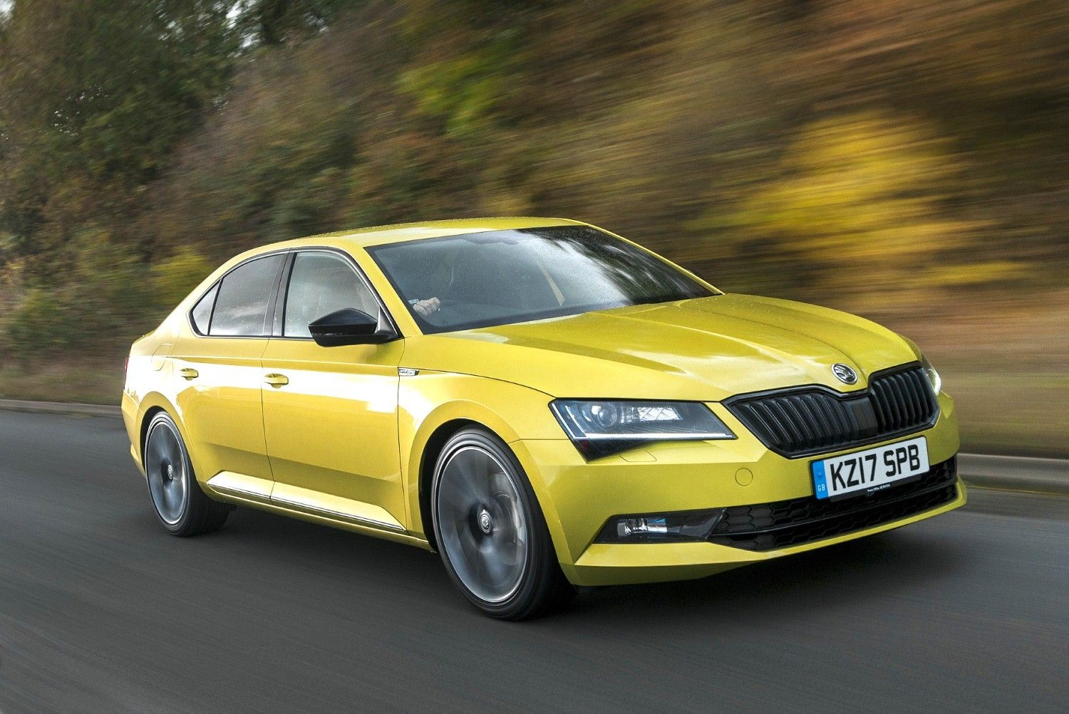 Skoda Superb And Mercedes C Class Named Joint Fleet Car Of The