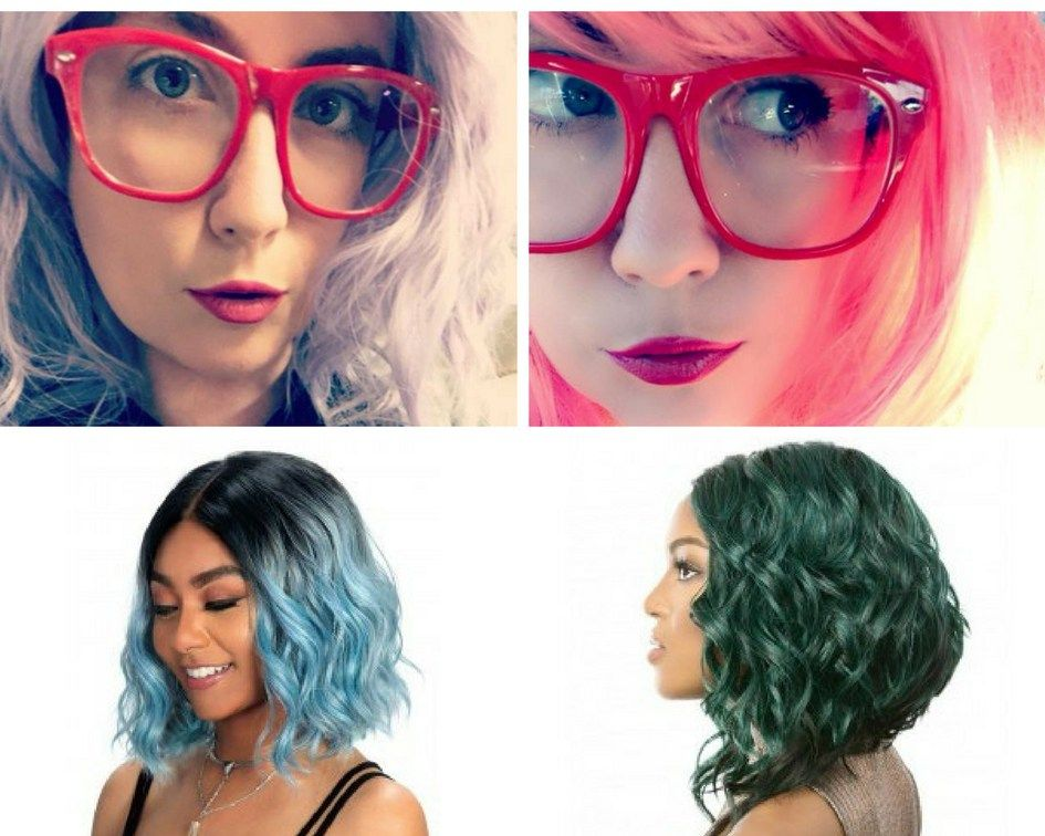 Black Hairspray Beautiful and Inexpensive Lace Front Wigs
