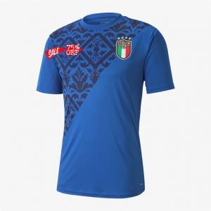 Italy 2020 Euro Wholesale Blue Cheap Soccer Pre Match Shirt Sale Discount Shirt Italy 2020 Euro Wholesale Blue Cheap Soccer Pr In 2020 Shirts Soccer Shirts Soccer Kits