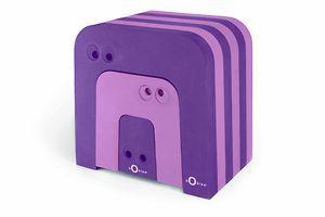 bObles - Muurahaiskarhu pieni 4 väriä: sininen, jade, roosa ja violetti
