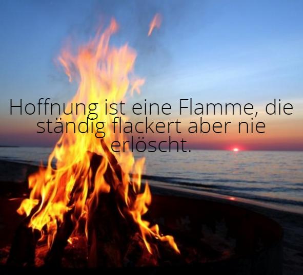 Feuer Zitate