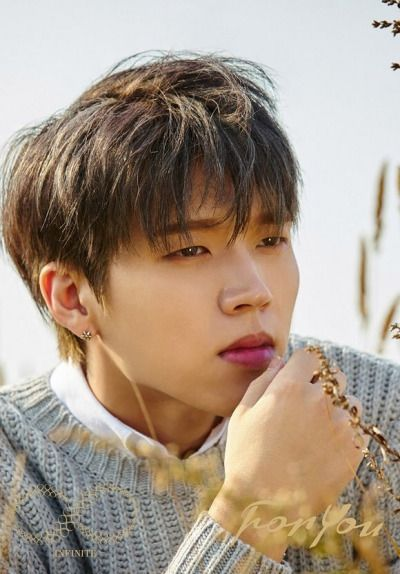 INFINITE Woohyun For You; First Japanese Album © Universal Music Japan