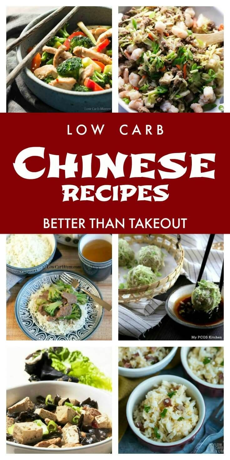 low carb chinese food dishes