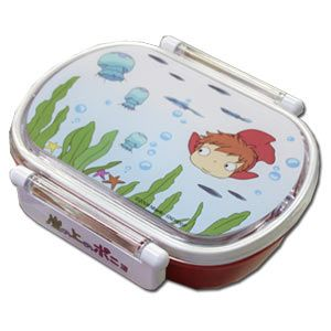 ponyo on the cliff by the sea tight bento box haunted home pinterest bento box bento and. Black Bedroom Furniture Sets. Home Design Ideas