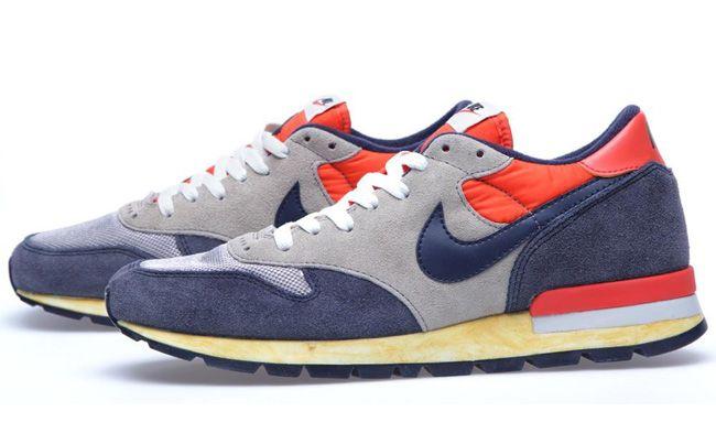 new styles 965f3 ed7fd Nike Air Epic VNTG   Sport Grey, Obsidian   Team Orange