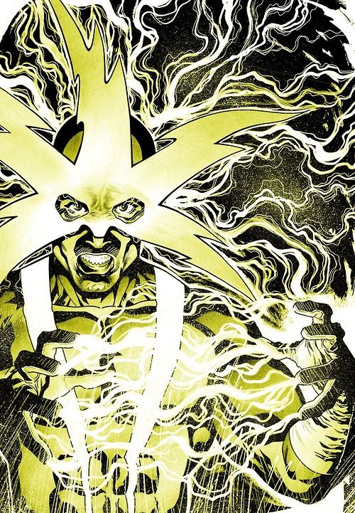 Electro #comics #art