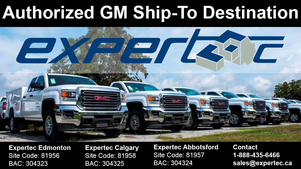 Considering General Motors Vehicles For Your Fleet Upfitting Your