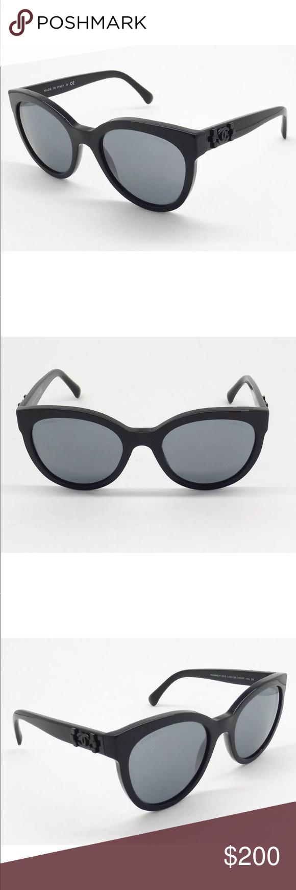 d6740a06f8c Spotted while shopping on Poshmark  Authentic Chanel Brick Sunglasses 🕶!   poshmark  fashion  shopping  style  CHANEL  Accessories