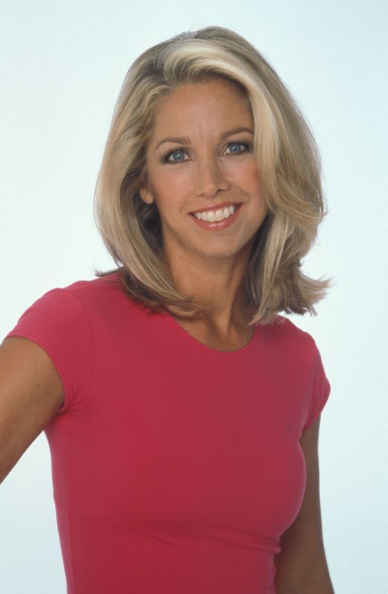 Denise Austin looking great at 56! Been doing her workouts ...