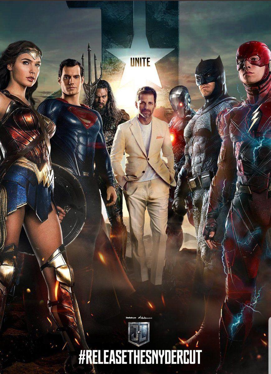 Truthlovefaith Releasethesnydercut Truthlovefaith Twitter Justice League Marvel Vs Dc Superhero
