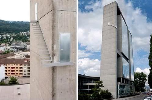 Escalera Exterior Rascacielos Escaleras Pinterest