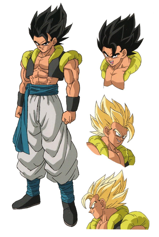 Character Design Dragon Ball Series Dragon Ball Super Dragon Ball Super Broly Naohiro Shintani Pro Anime Dragon Ball Super Dragon Ball Super Art Dragon Ball Z