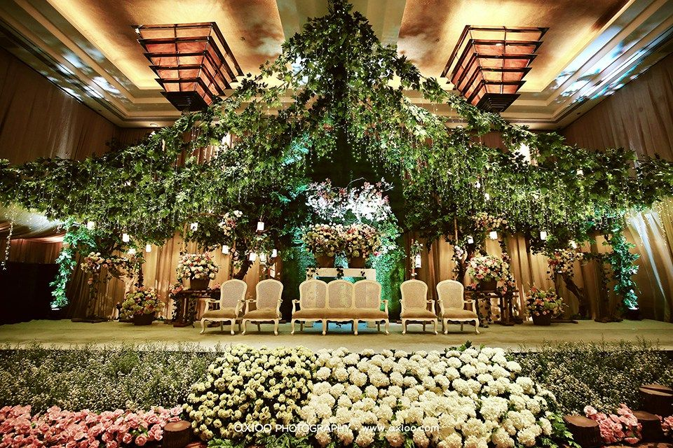 One Beautiful Rustic Wedding at Grand Hyatt Jakarta ...