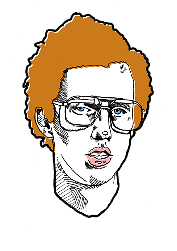 Napoleon Dynamite Mike Dennis Http Creativepool Com Mikehazard Projects 13829 Napoleon Dynamite Adventure Time Art Drawings