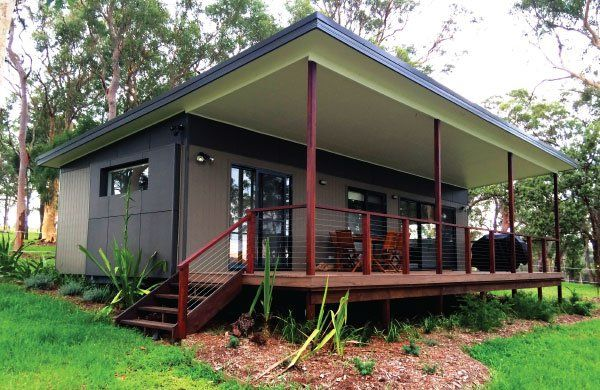 Builtsmart modular commercial residential modular home for Modular granny flats