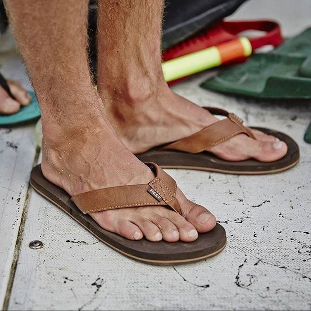 Reef Mens Twinpin Flip Flops