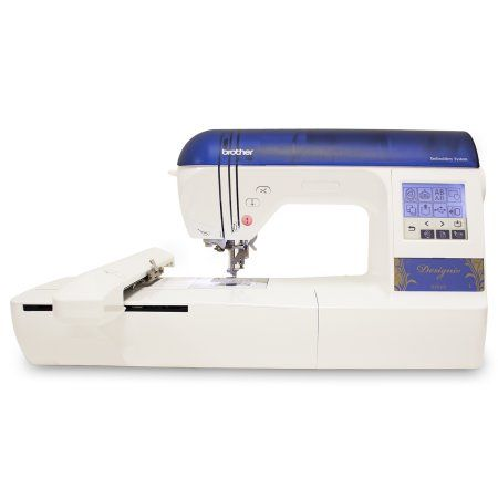 Brother Designio DZ40E Embroidery Machine with Starter Kit Extraordinary Sewing Machine Starter Kit