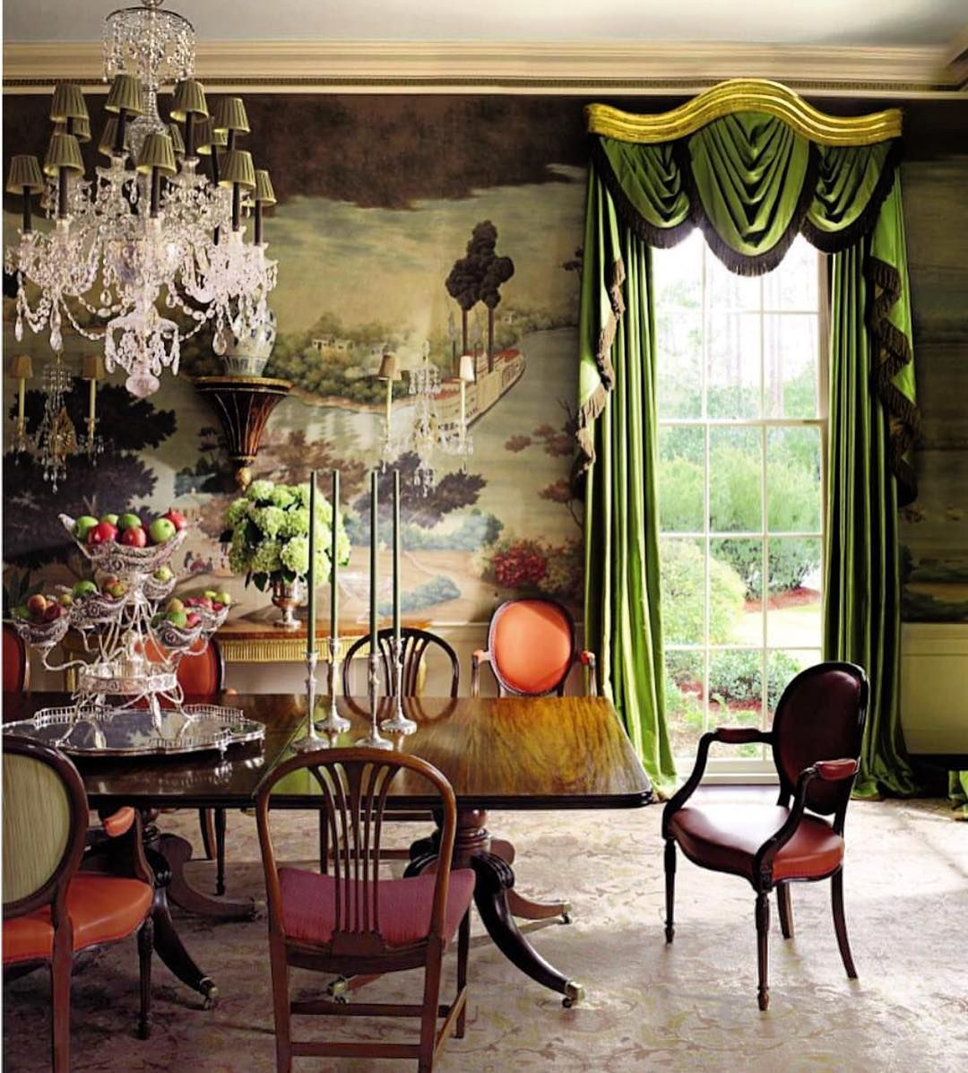 One of THE GREAT rooms by that wellknown GREAT man