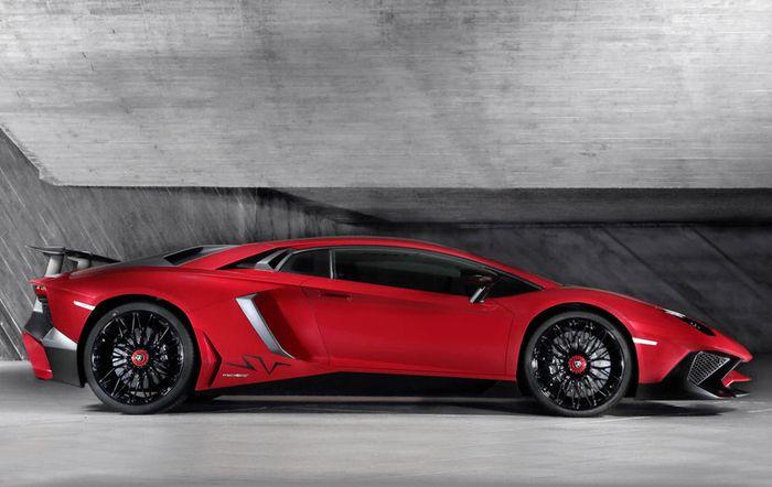 Lamborghini lancia Aventador LP 750-4 Superveloce da 750 Cv - Prove e Novità - ANSA.it