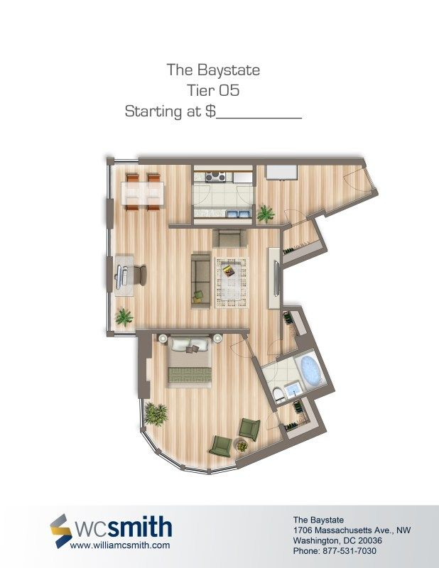 The Baystate Floor Plans Tiny House Plans Apartment