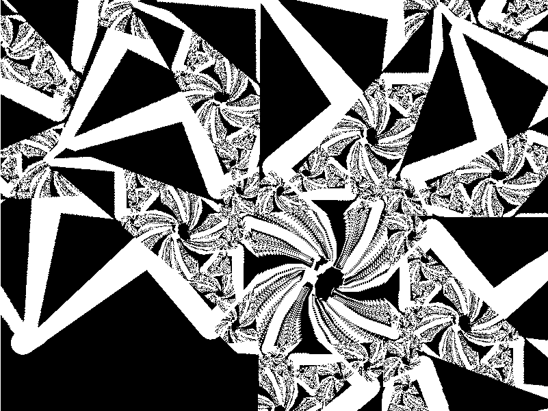 fractal coloring pages Fractal drawing program allows
