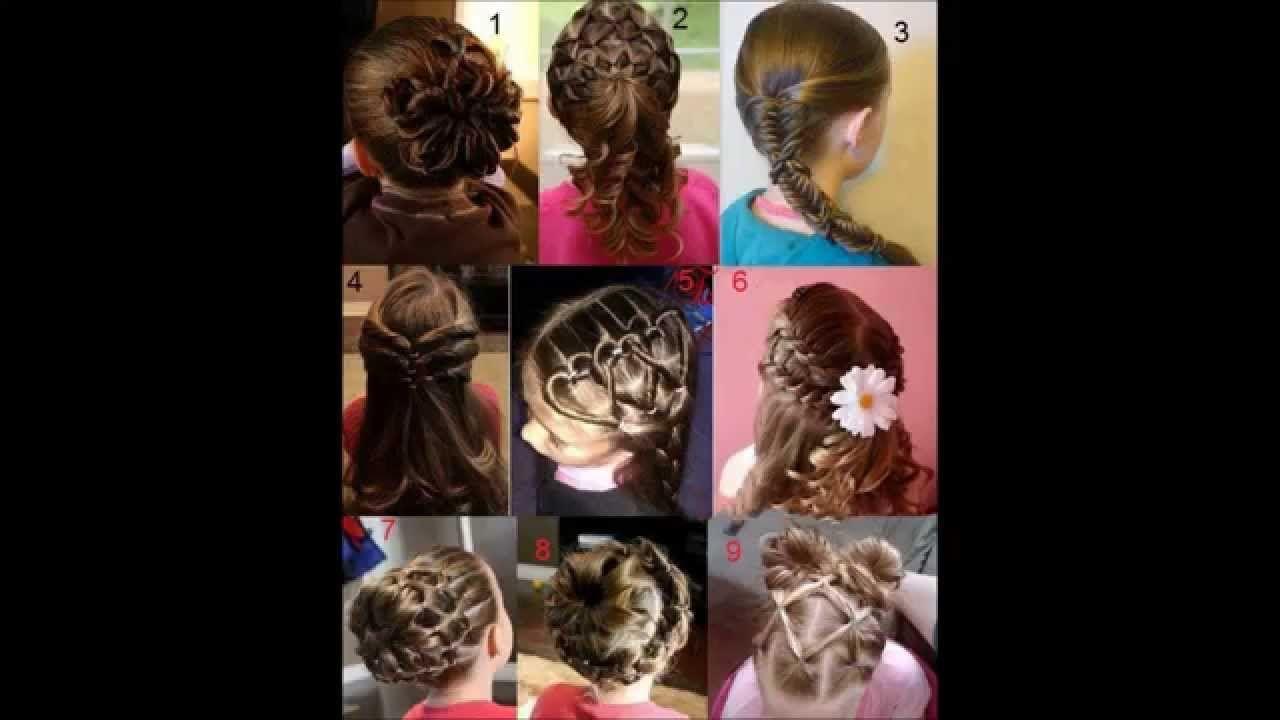 تسريحات اطفال سهلة وجميلة تساريح بنات للعيد Hair Styles Kids Hairstyles Girl Hairstyles