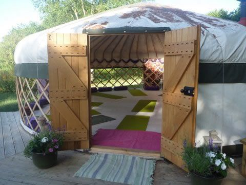 Yurt Shop Yurts For Sale Yoga Space Yoga Studio Home Yoga Studio Design