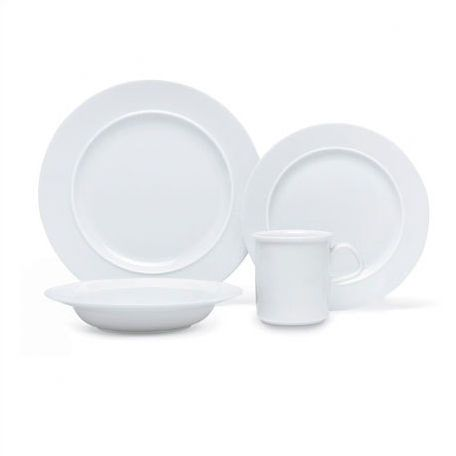 Cafe Blanc Dinnerware Collection From Dansk Decor Dinnerware