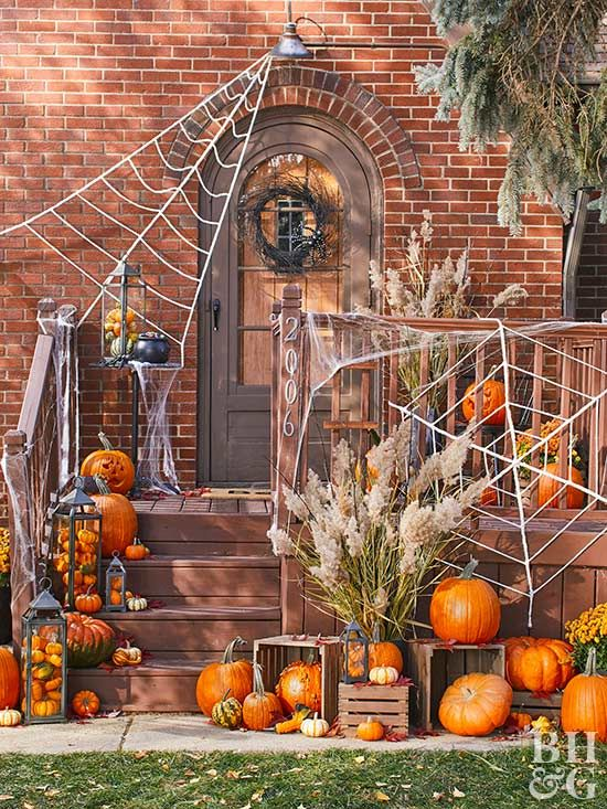 Spooky Decorations for Halloween Halloween decoration Pinterest