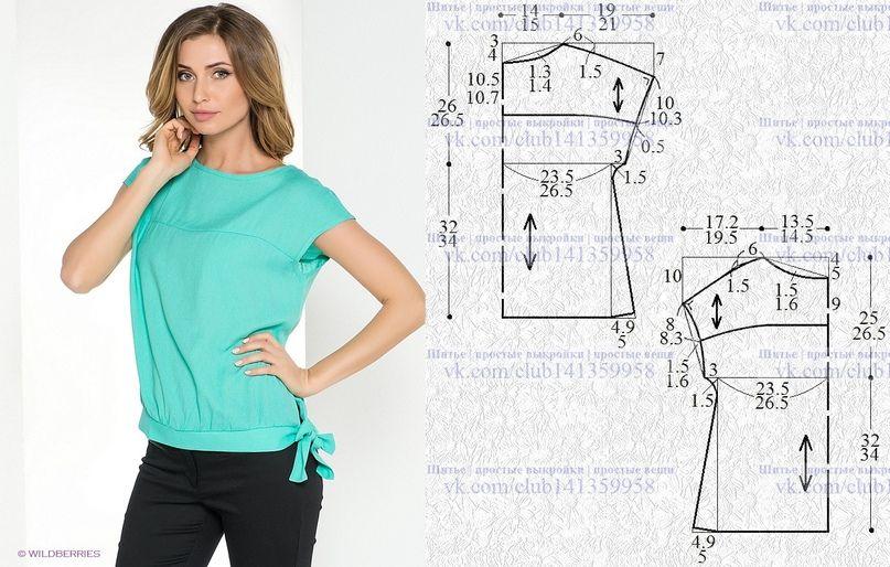 Пошив женских рубашек своими руками фото 98