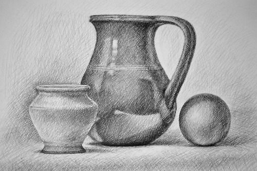 how to practice cross hatching - Google Search | learn art