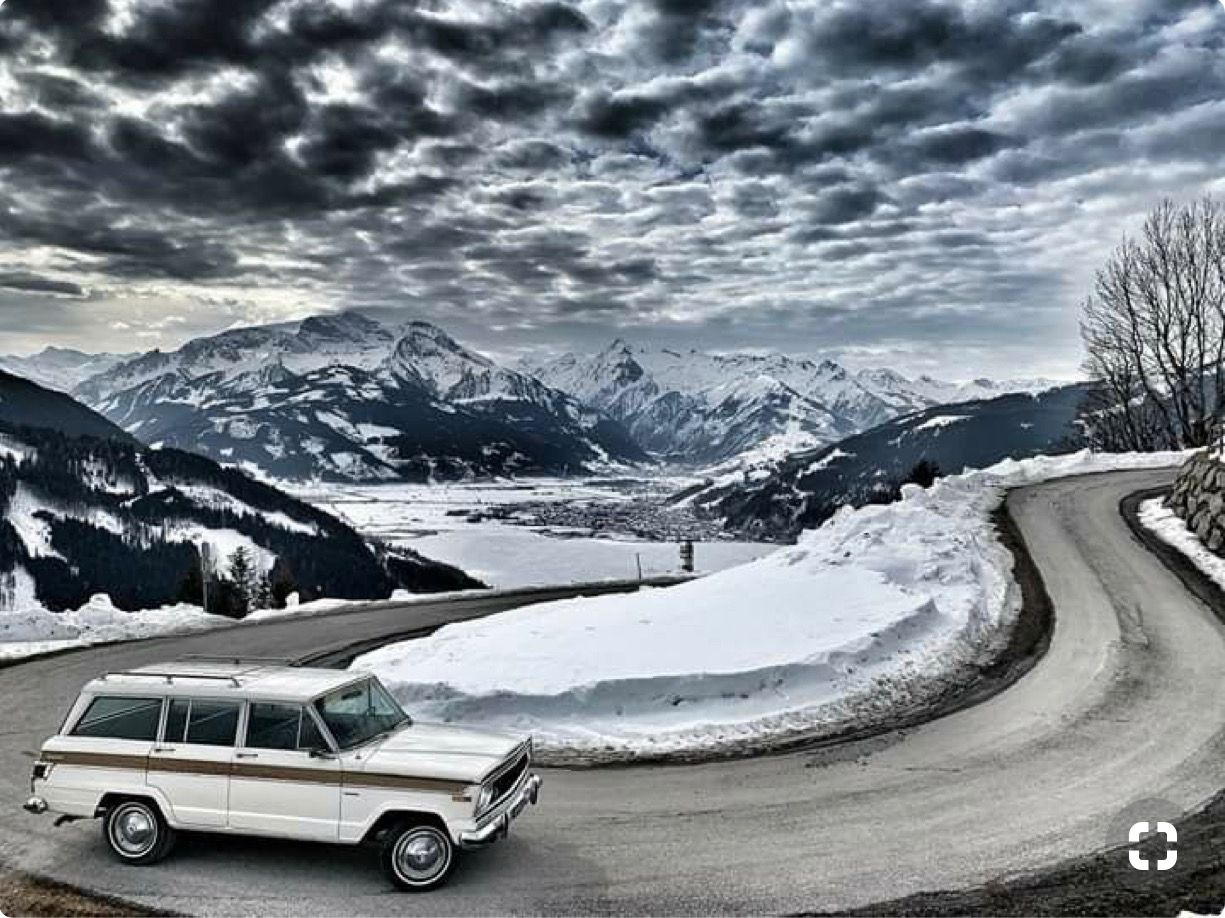 History of the Jeep Wagoneer U.S. News & World Report