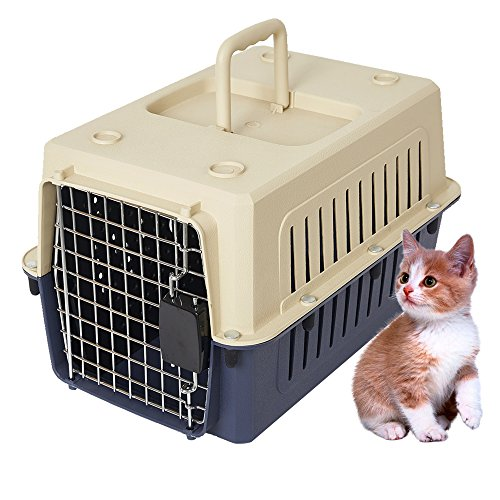 Lucky Tree 4 Size Pet Carrier Cat Carriers Kennel Crate Airline Approved Kitty Travel Best Offer Petsep Com Cat Carrier Pet Carriers Pets