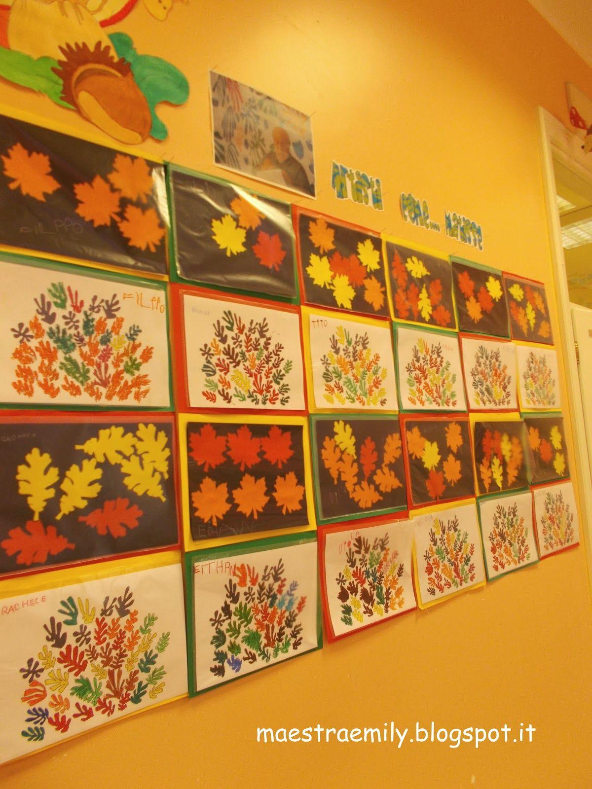 scuola dell 39 infanzia bambini classe sezione lavoretti