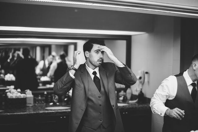Winter wedding day prep #swoon