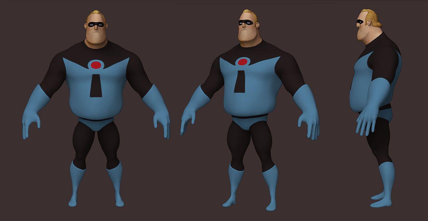3d character turnaround에 대한 이미지 검색결과