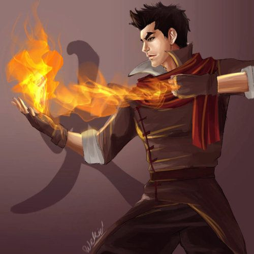 Firebending Mako