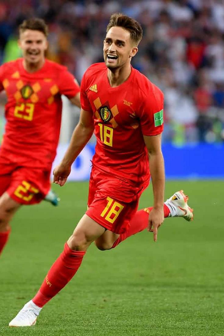 20180628 England 0 0 Belgium Adnan Januzaj Photo Credit Dan Mullan Getty Images