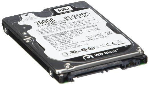 Amazon Com Wd Black 750gb Performance Mobile Hard Disk Drive 7200 Rpm Sata 6 Gb X2f S 16mb Cache 9 5 Mm 2 5 Inch Hard Disk Drive Hard Disk Laptop Repair