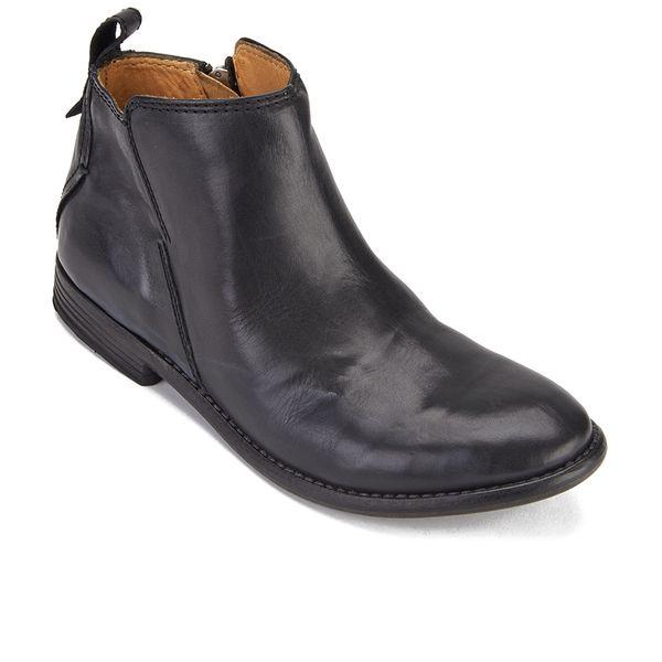 76e83d9b256 Hudson London Women's Revelin Leather Ankle Boots - Black | Dream ...