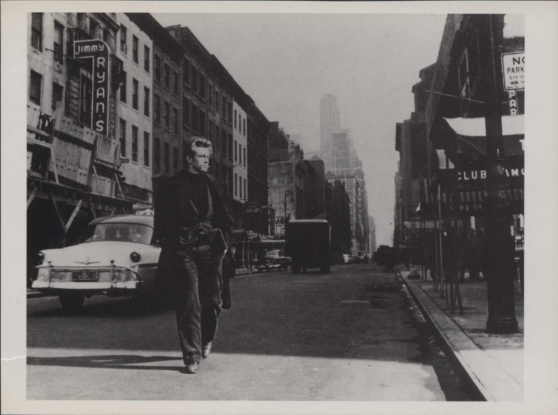 James Dean, Photograph, New York City, 1950s Modern