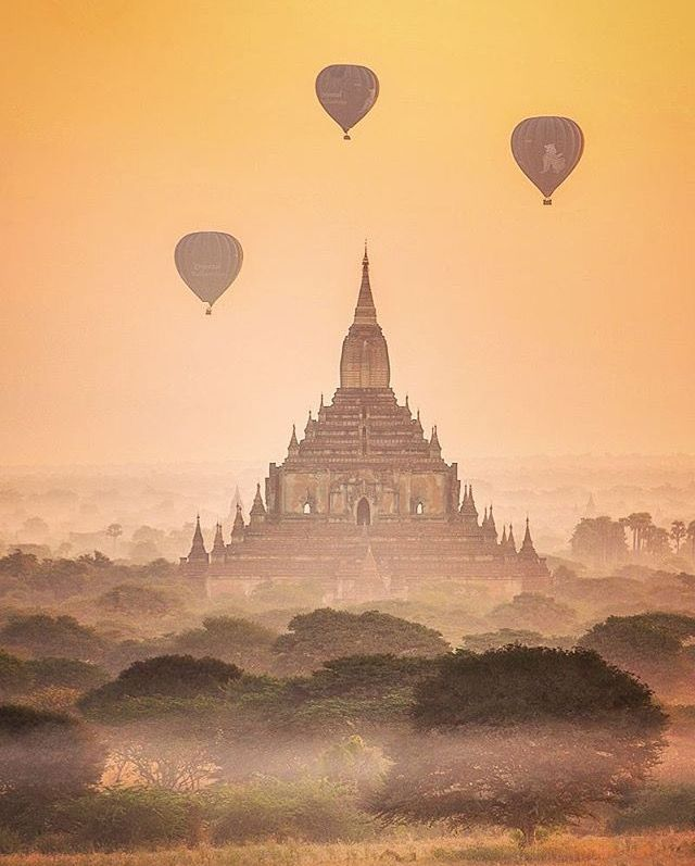Bagan, Myanmar by Marco Bottigelli https://instagram.com/p/BAPaqhSjqGI/