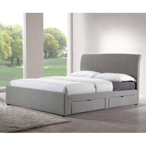Stanhope Upholstered Storage Bed Upholstered Storage Bed