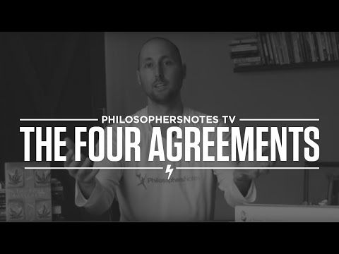 The Four Agreements Youtube Inspiration Pinterest