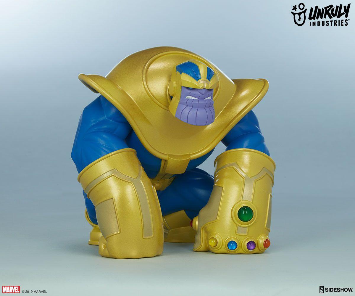 "The Avengers Thanos The Mad Titan 7"" Vinyl Figure by Joe"