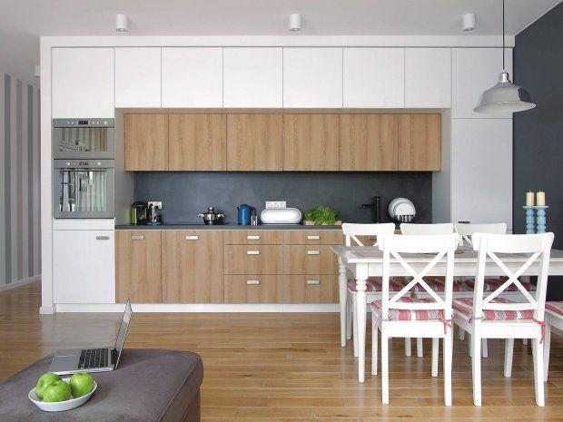 Aneks Kuchenny W Bieli Kitchen Cabinets Home Decor Kitchen